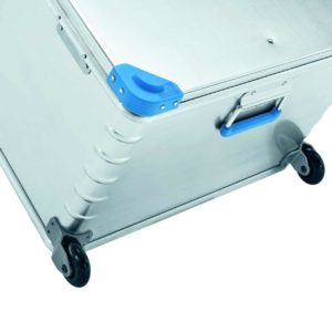 roulettes de caisse aluminium zarges 40738