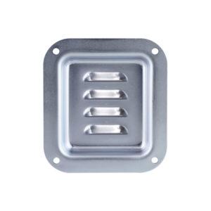 cuvette d'aération horizontale petit modèle d0511/07z argent